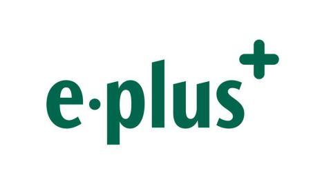 E-Plus eplus Logo Header