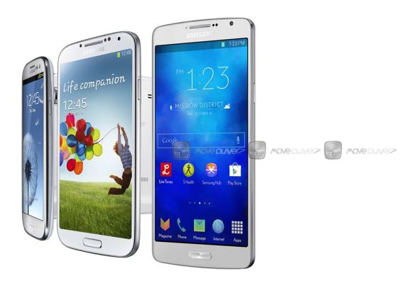 Galaxy S5 Fake