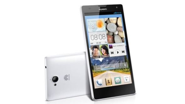 Huawei Ascend G740 Header