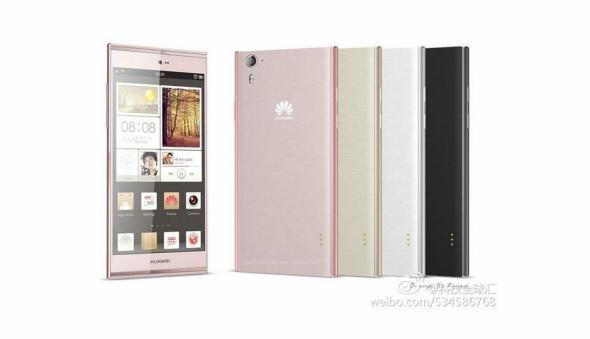 Huawei Ascend P7 Header