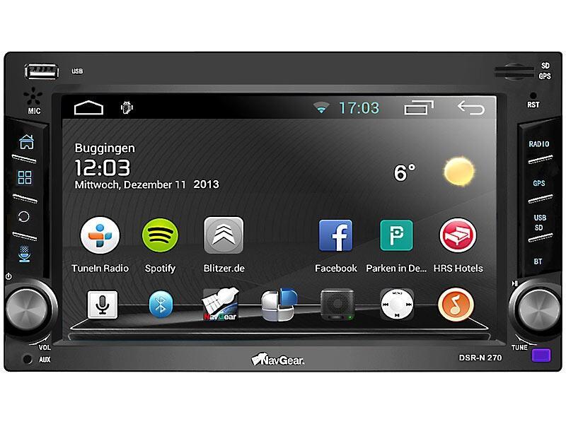 NavGear Android-Autoradio DSR-N 270 (1) 3