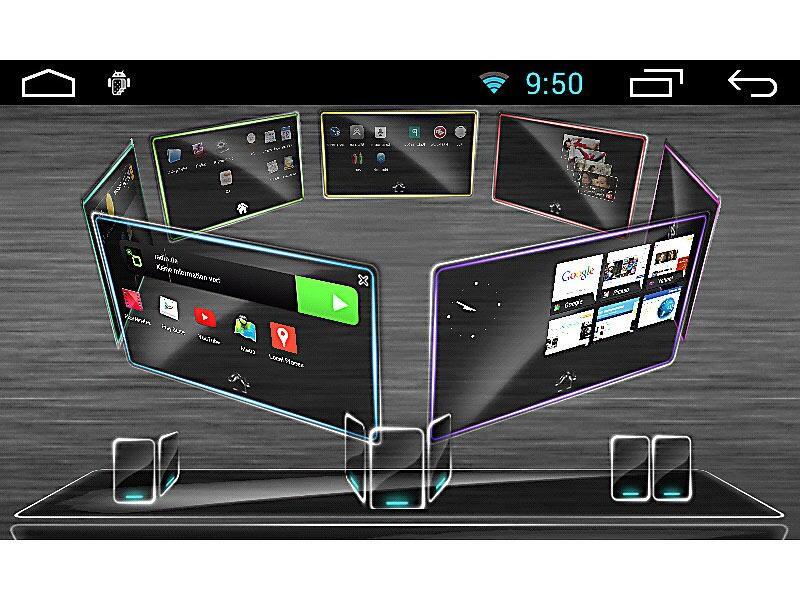 NavGear Android-Autoradio DSR-N 270 (7) 1