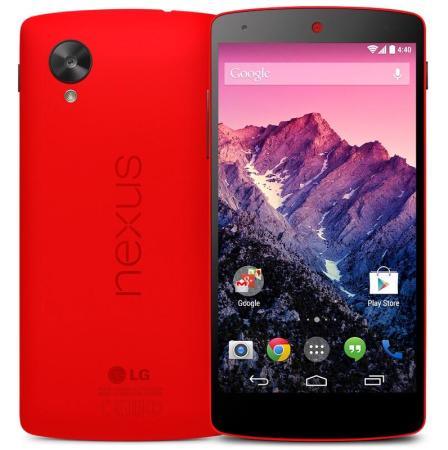 Nexus 5 rot