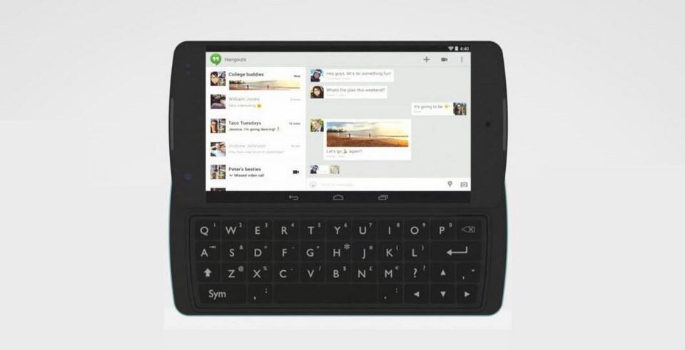 Nexus P3 Konzept Header