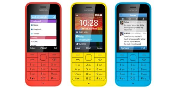Nokia Asha 220
