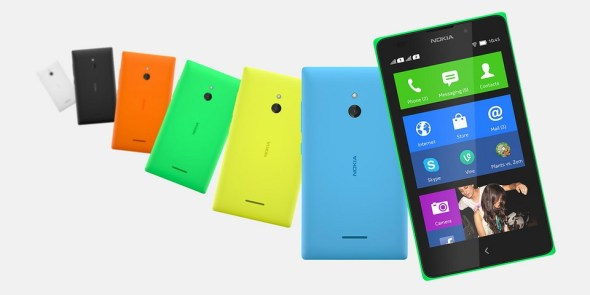 Nokia XL Header