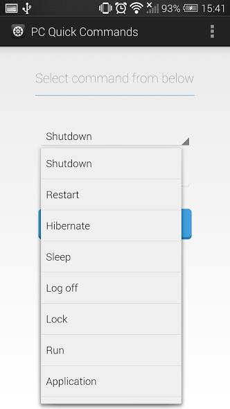 PC Quick Commands
