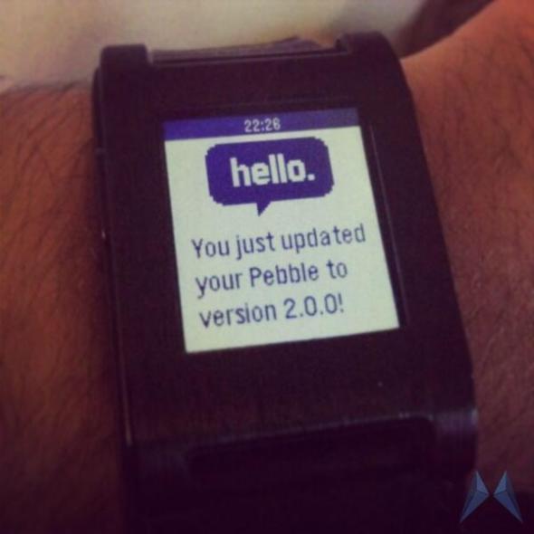Pebble Smartwatch 2 (1) 1