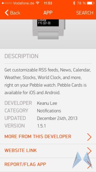 Pebble Smartwatch 2 (7) 6
