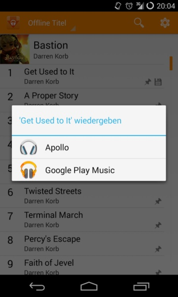 Play Music Exporter Android (4) 5