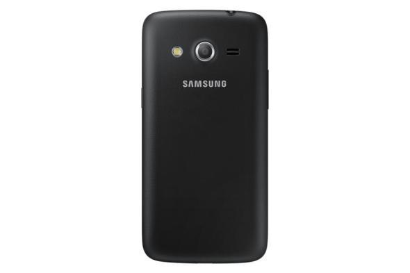 Samsung Galaxy Core LTE Back