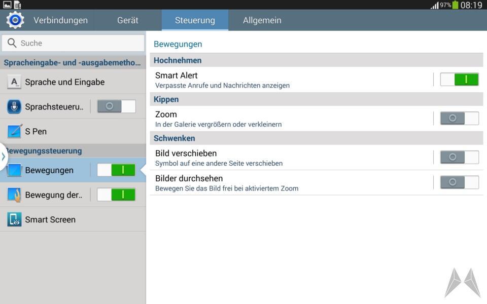 Samsung Galaxy Note 10.1 2014 Edition Screenshot (12)