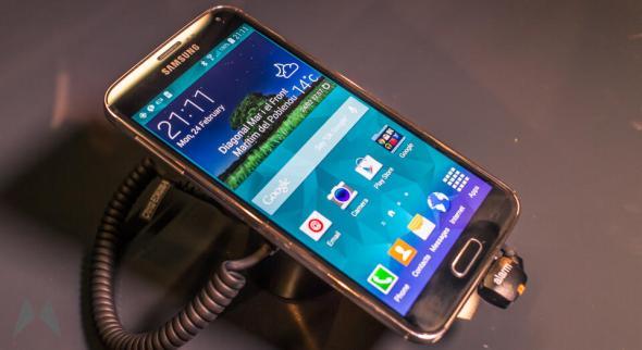 Samsung Galaxy S5 (2)