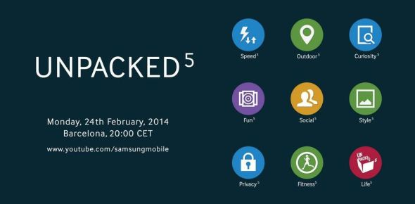 Samsung Unpacked 5 Teaser