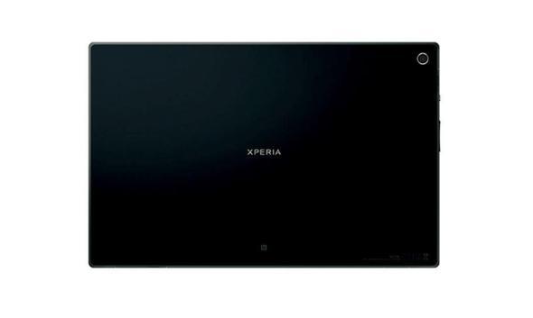 Sony Xperia Tablet Header