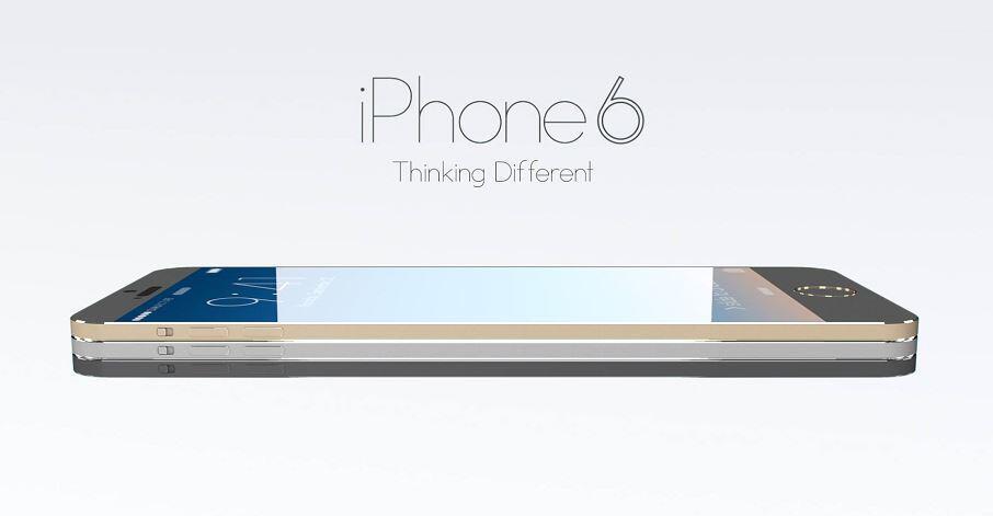 iPhone 6 Concept Header