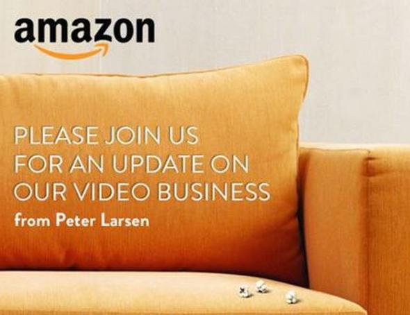 Amazon Einladung