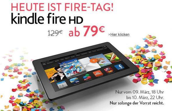 Amazon Fire Tag Kindle Fire HD