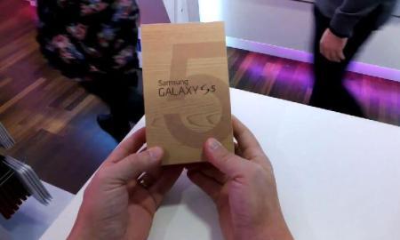 Galaxy S5 Box