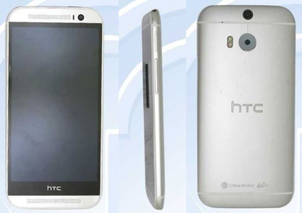 HTC One 2014 Tenaa