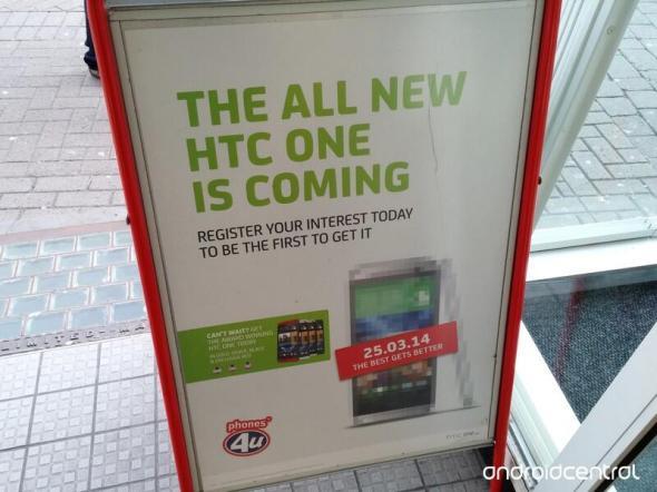 HTC One 2014 Werbung
