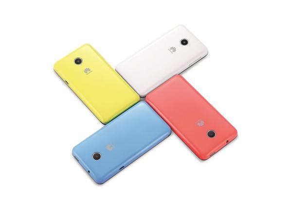 Huawei Ascend Y330 Farben