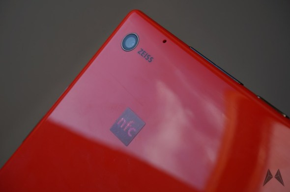 Nokia Lumia 2520 Kamera