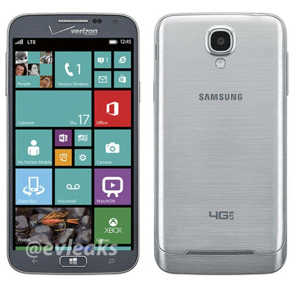 Samsung ATIV SE Verizon