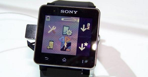 Sony SW 2 Update Watchface 3