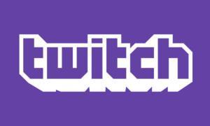 Twitch Logo Header