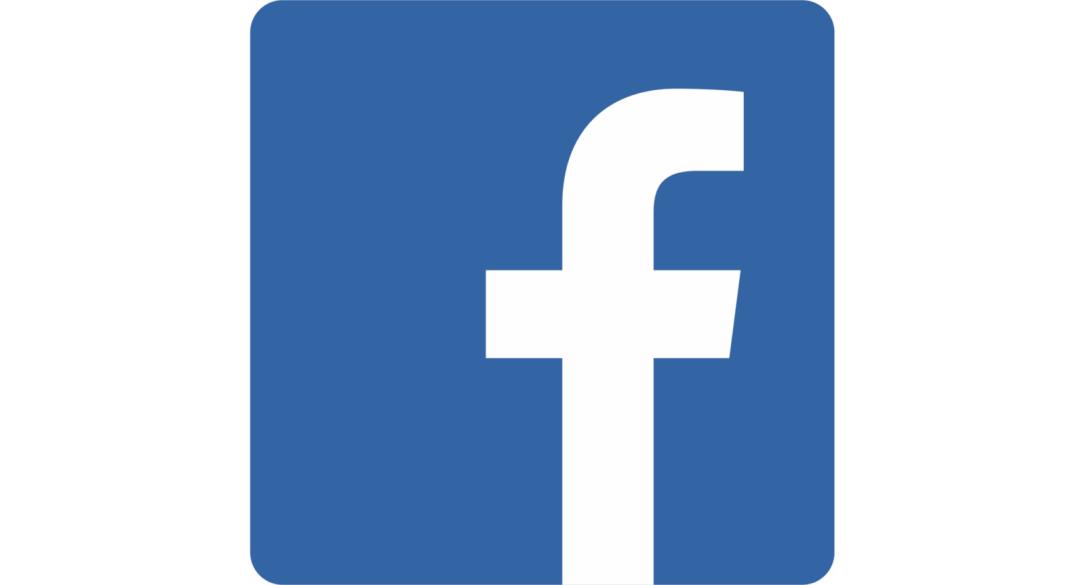 facebook logo header