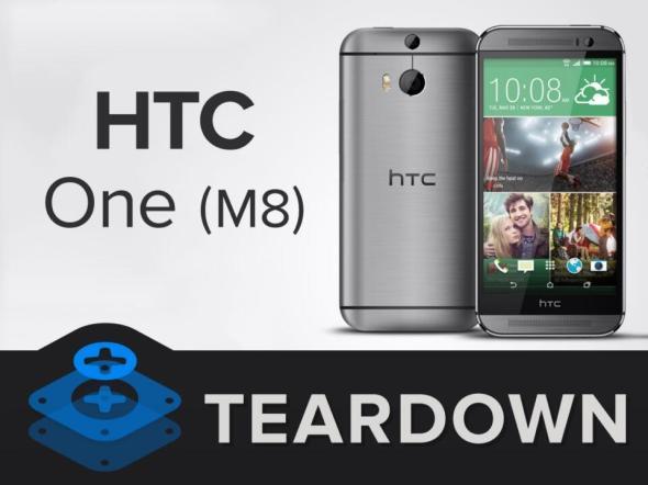 htc one m8 teardown 1