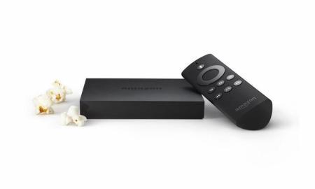Amazon fireTV Header