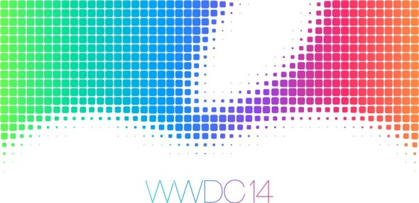 Apple WWDC 2014 Logo Header