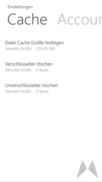 Boxcryptor Windows Phone 8 (10)