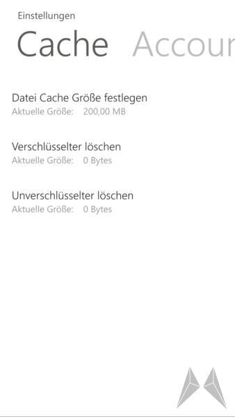 Boxcryptor Windows Phone 8 (10)