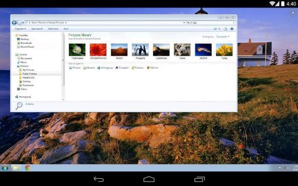 Chrome Remote Desktop 1