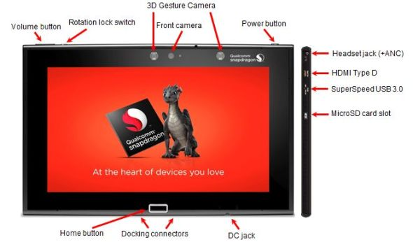 Front Snapdragon 805 MDP