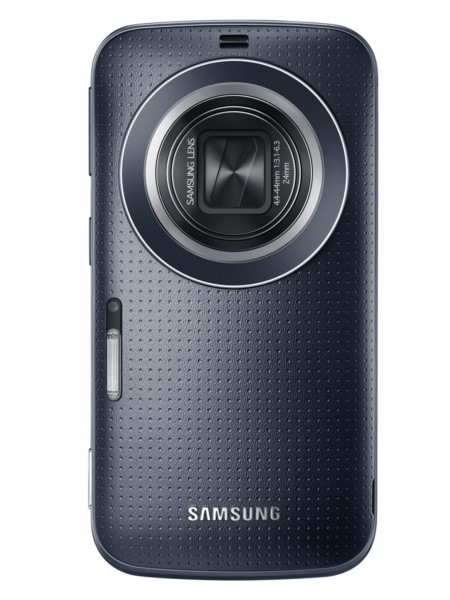 Galaxy K zoom_Charcoal Black_02 2