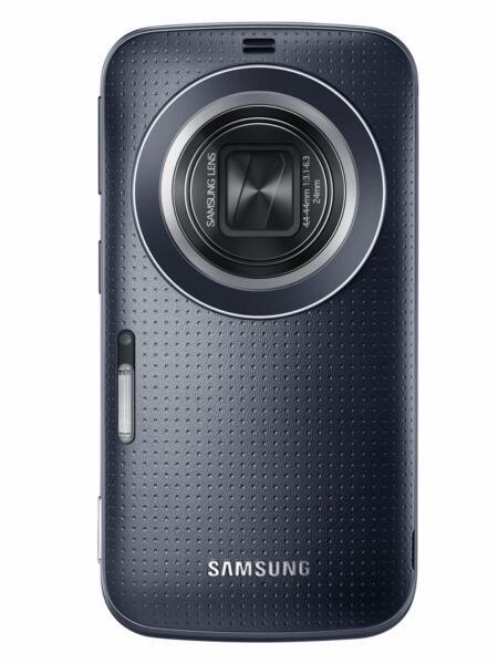 Galaxy K zoom_Charcoal Black_02 2