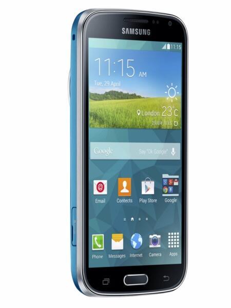 Galaxy K zoom_Electric Blue_04 7