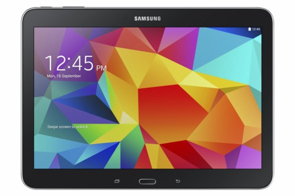 Galaxy Tab4 10.1 (SM-T530) Black_1 1