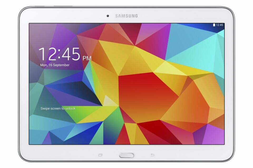 Galaxy Tab4 10.1 (SM-T530) White_1 3