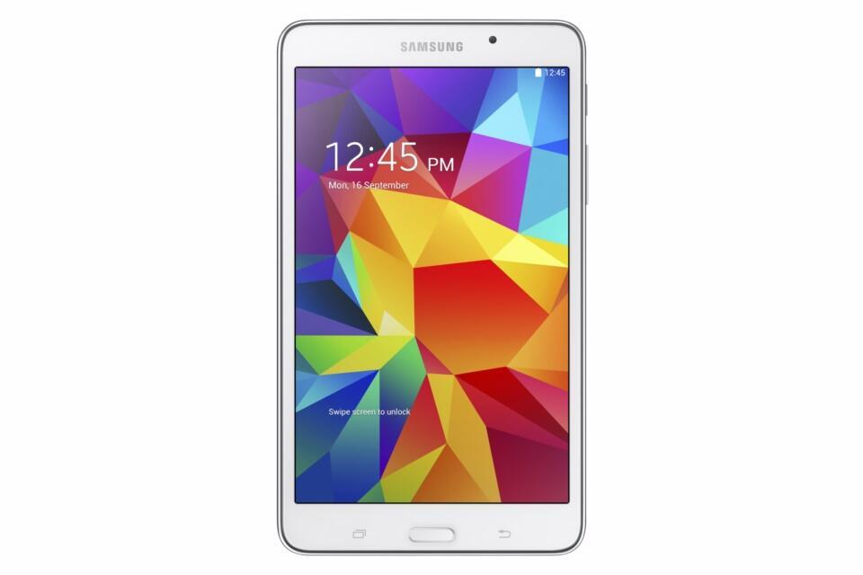 Galaxy Tab4 7.0 (SM-T230) White_1 7