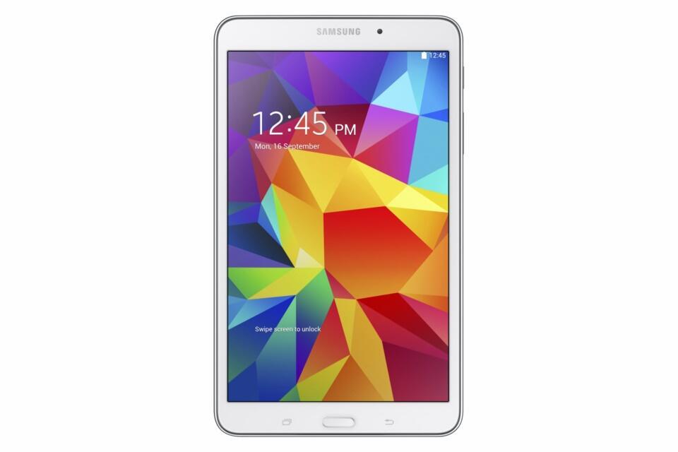 Galaxy Tab4 8.0 (SM-T330) White_1 3
