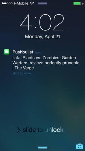 Pushbullet iOS 02