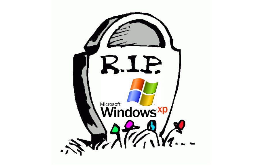Microsoft Windows XP geht in Rente