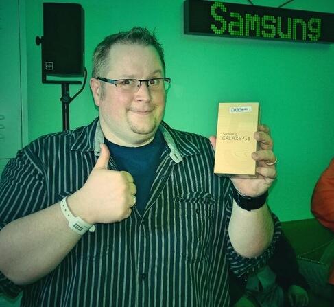 Samsung Galaxy S5 Winner