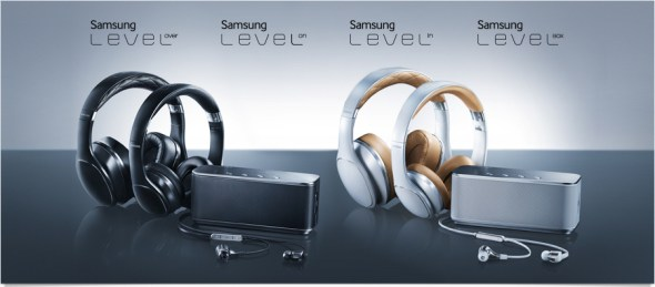 Samsung Level Header
