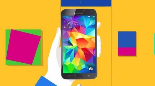 Samsung Werbung Header